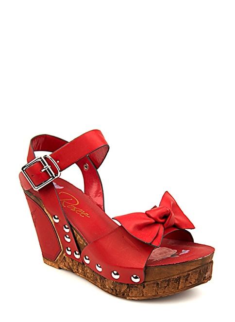 Rosee by Ziya Ayakkabı Kırmızı